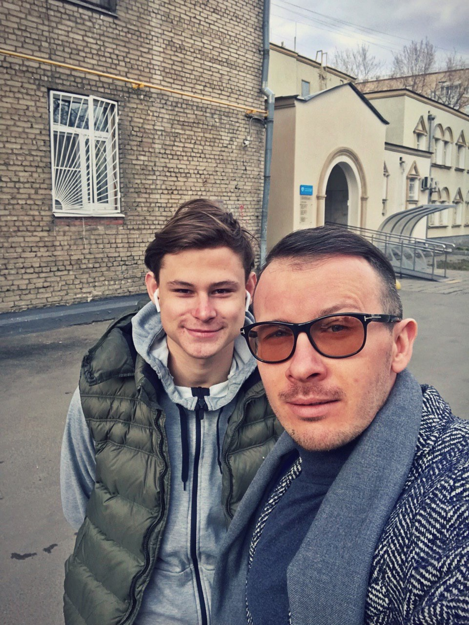 Дмитрий и Олег