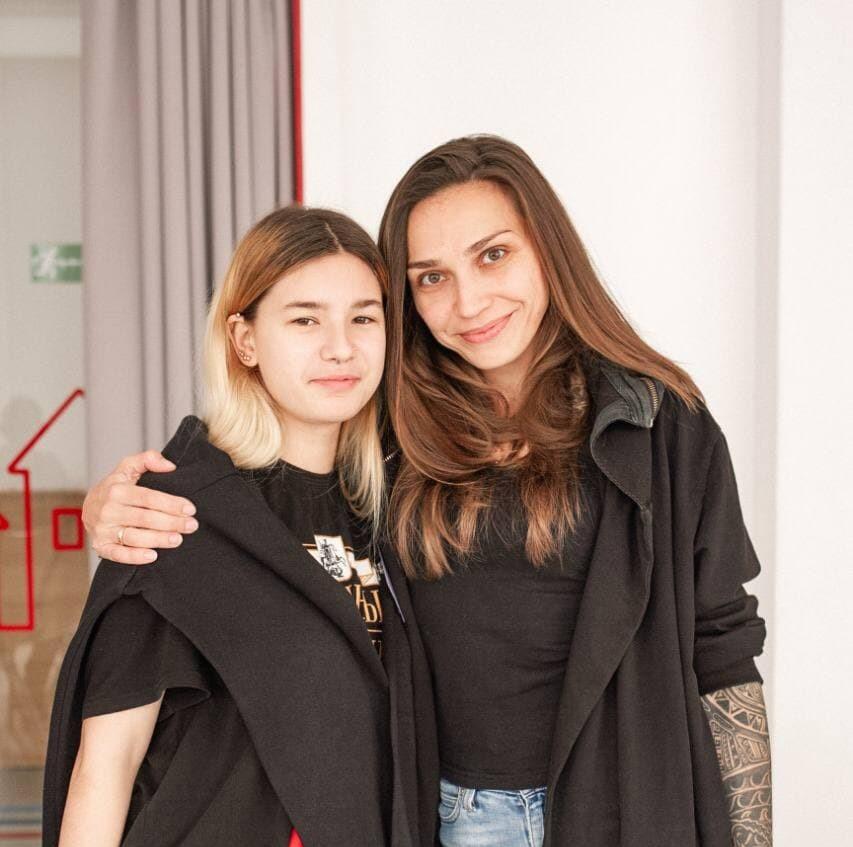 Ирина и Василиса