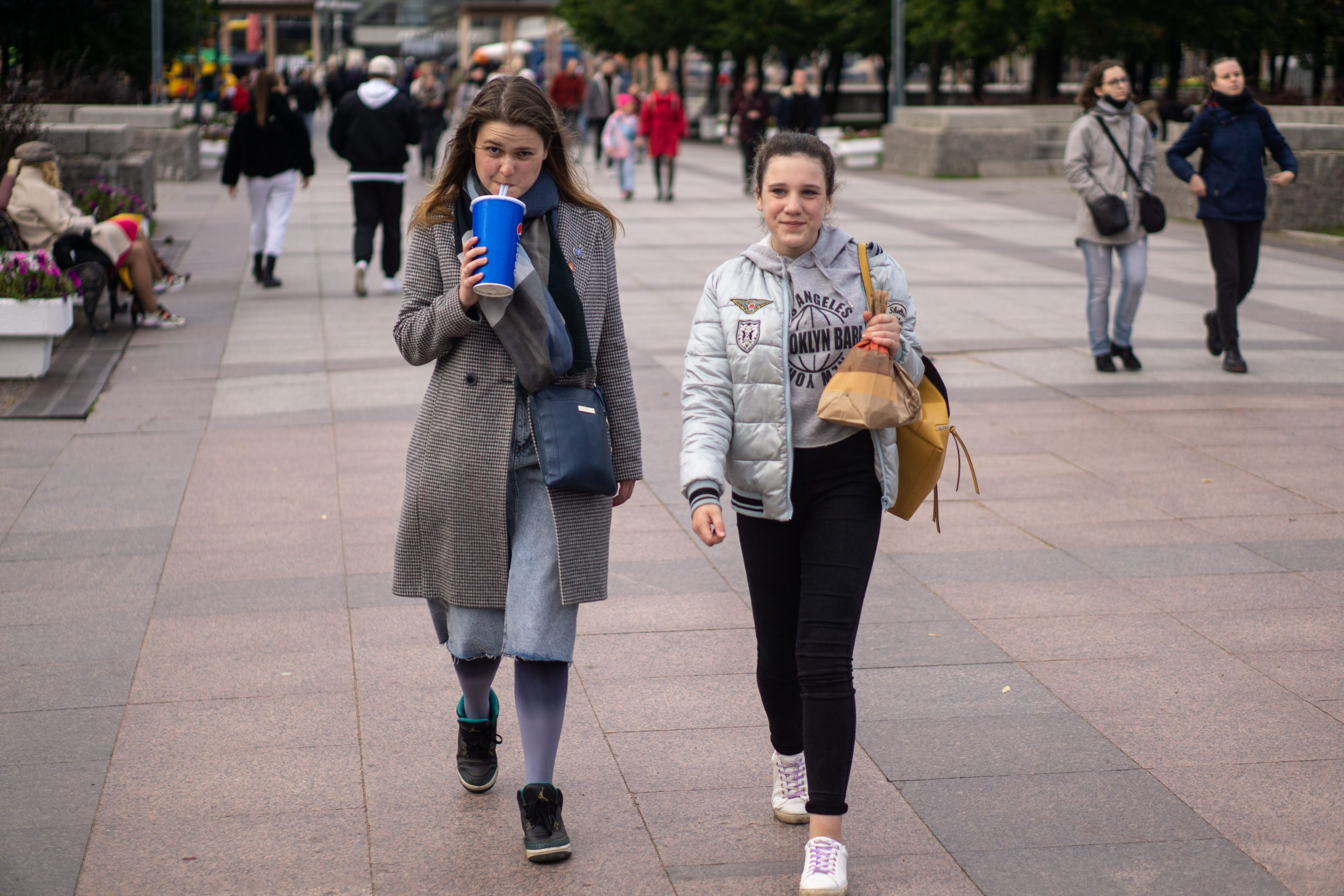 Анастасия и Алена